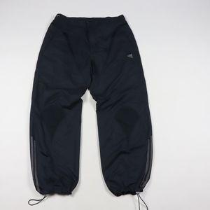 Vtg Adidas Mens Large Spell Out Nylon Jogger Pants